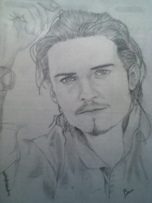 Orlando Bloom by tperfectionist